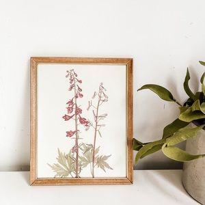 Vintage floral #4